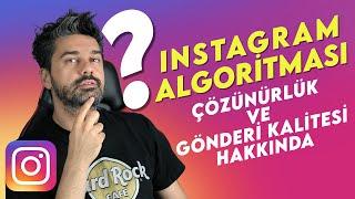 Instagramda Kaliteli Paylaşım Yapma  Instagram Algoritması