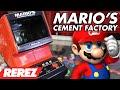 Mario's Cement Factory: Nintendo & Colec
