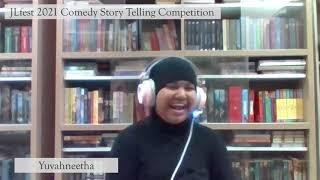 2nd Prize Winner:   Yuvahneetha Bai A/P Kalaicelvan (MGS, Klang)