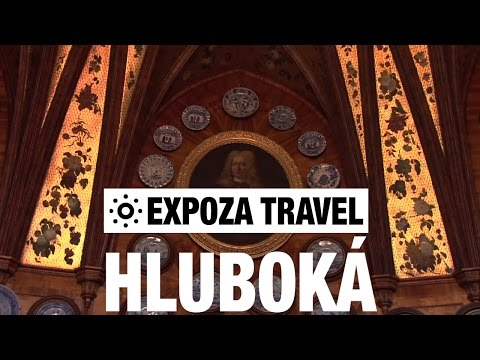 Hluboká (Czech Republic) Vacation Travel Video Guide