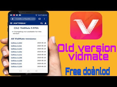 VIDMATE APP FREE DOWNLOAD OLD VERSION 2014 - Download