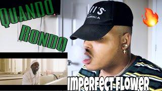 Quando Rondo - Imperfect Flower (Official Video) REACTION | JessieT Tv