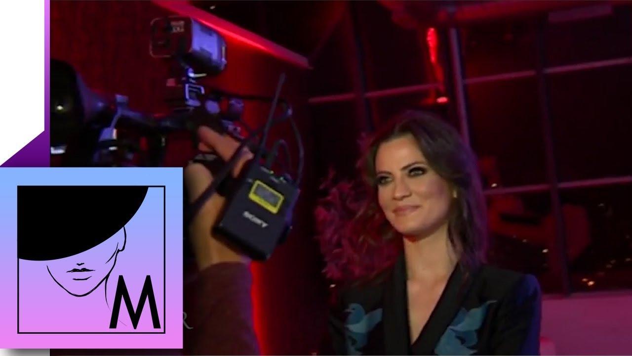 Milica Pavlovic - Intervju za Glamur - (TV Happy 05.11.2017.)