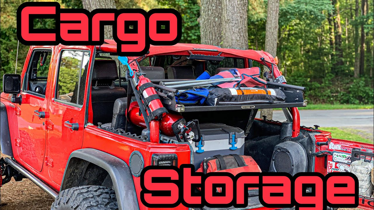 Installing A Vector Offroad Ggb Cargo Rack In My Jeep Youtube