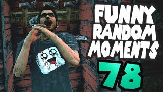Dead by Daylight funny random moments montage 78