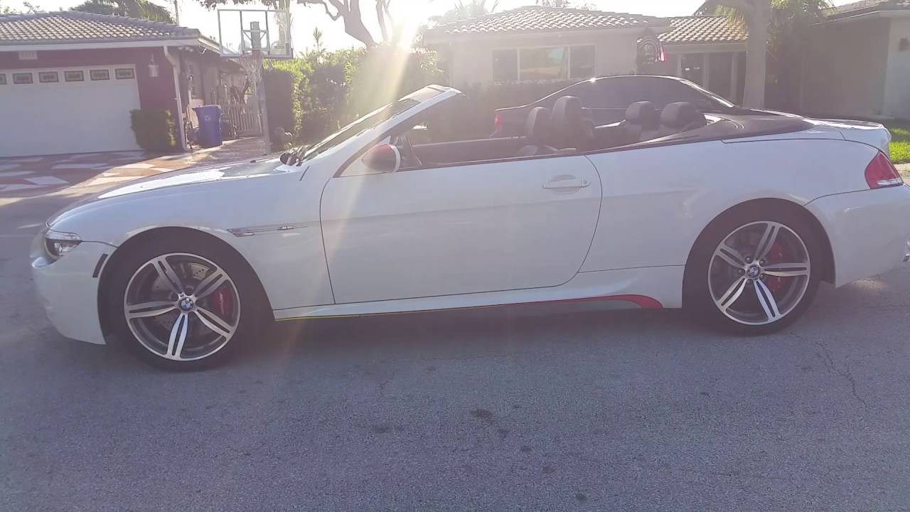 2008 bmw m6 for sale  YouTube
