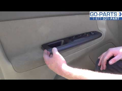 replace-2002-2006-toyota-camry-power-window,-lock-switch,-how-to-change-install-2003-2004-2005