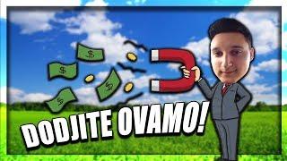 I'M A MONEY MAGNET! | ROBLOX