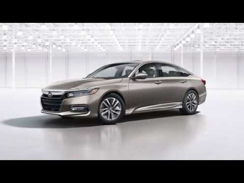 DON'T MISS! Honda Accord Sedan 2018 Comfort And Quality For Driver And Passengers