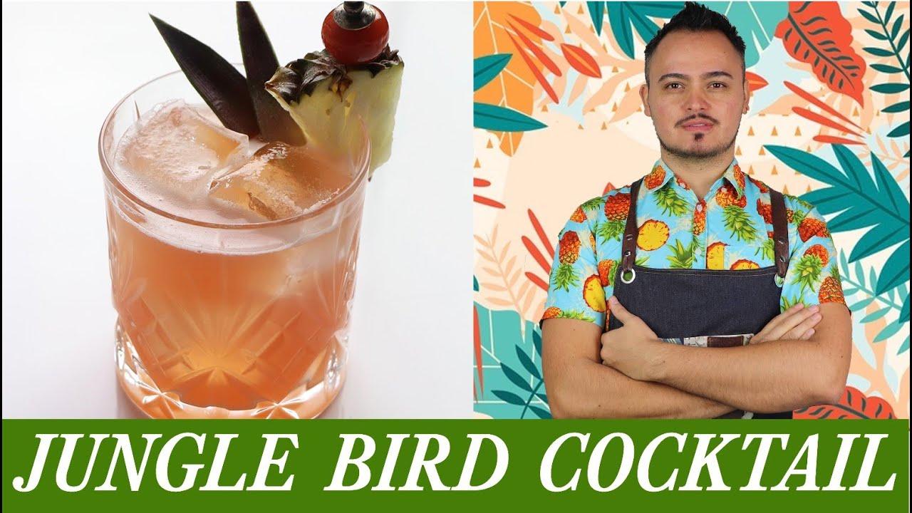 Como fazer JungleBird Cocktail