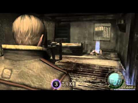 (Yoshi Tv.) Resident Evil 4 PT.1 1/2 [APS]
