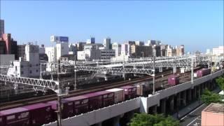 JR貨物EF210桃太郎浜松駅通過20/May/2017 Japan Rail Freight EF210 through Hamamatsu Station