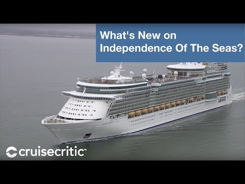 Independence Of The Seas 2018