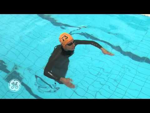 Triathlon Tips: Deep water swim start -- Marc and ...