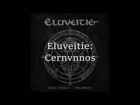 Eluveitie - Cernvnnos (English & Gaulish lyrics)