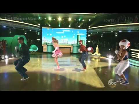 Dancing With The Stars - Super Mario Bros. Freestyle Special