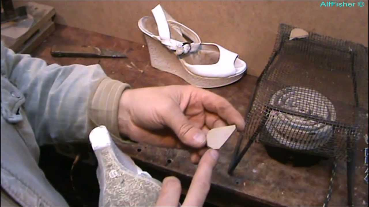Как заменить набойки на каблук женских туфель в домашних условиях. Выбор материала для набойки.