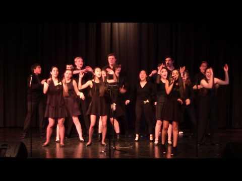 "Cresskill High School's ""SoundXplosion"" 3/7/15"