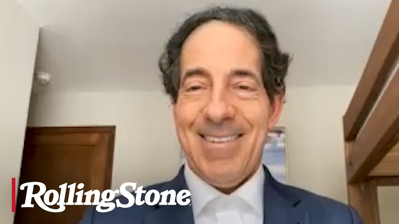 Jamie Raskin: RS Interview Special Edition