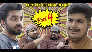 Life of Chota Bhai Part 4 || Unique MicroFilms || Comedy Skit