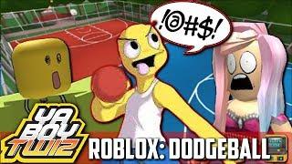 Roblox Dodgeball: FInally un bon jeu roblox?