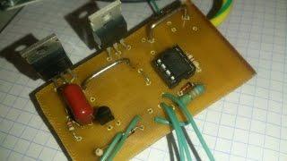 видео Импульсное зарядное устройство для автомобиля своими руками