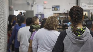 Outcry over migrant family separations in US