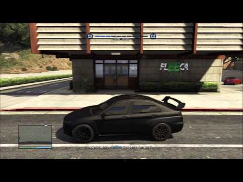 GTA 5 First Hiest Bank Robbery