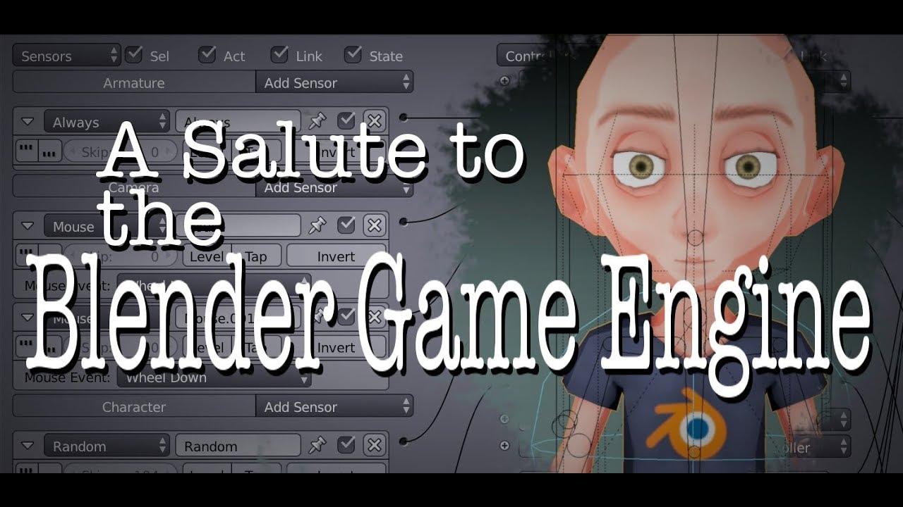 A Salute to the Blender Game Engine - BlenderNation