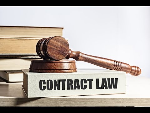 Basic Contract Law for PMs webinar Part1: Contracts – what are they all about, 16 January 2018