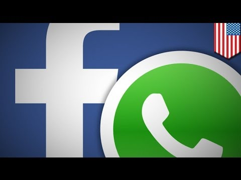 Facebook buys WhatsApp for $19 billion bones