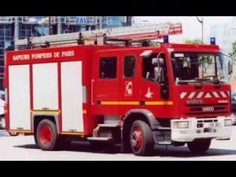 Camion de pompier youtube - Lit camion de pompier ...