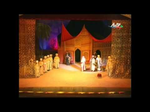 "Opera ""Layla and Majnun"""