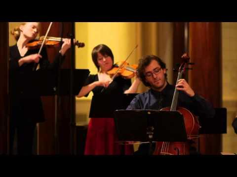 ACRONYM Live: Antonio Bertali -- Sonata a 8 in C