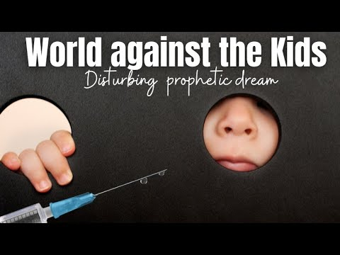 Henry & Monic : world against Future kids 'On vaccination' Prophetic Dream