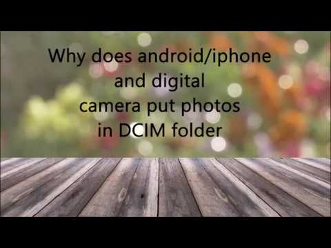 What Is DCIM Folder