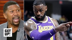 LeBron calling out Lakers for social media use is hypocritical – Jalen Rose | Get Up!