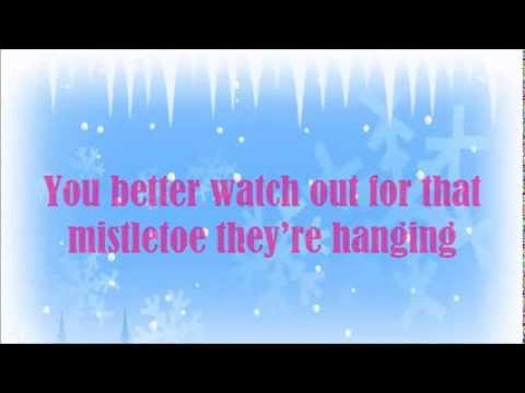 I Love Christmas-Ross Lynch & Laura Marano (Lyrics Video) - YouTube