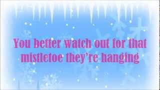 I Love Christmas-Ross Lynch & Laura Marano (Lyrics Video)