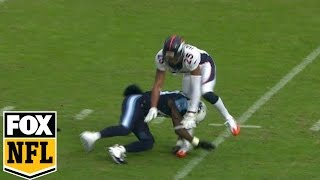 a cheap shot mike pereira explains why the harry douglas hit on chris harris jr was legal