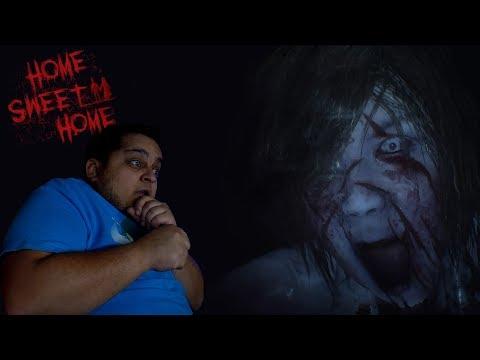 (Joc HORROR) Home Sweet Home | Nebuna asta intra prin pereti?