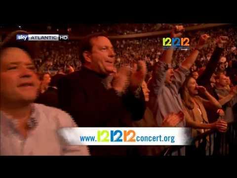 The Concert For Sandy Relief - Bon Jovi[HD]