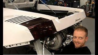 Donkey Tec  Wir zerlegen den Lamborghini Gallardo Twin Turbo (5)