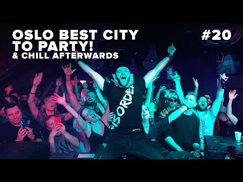 Oslo | Trance Party and City I will never forget! | Seasons Of Trance