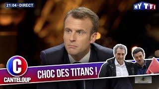 Imitation d'Emmanuel Macron -