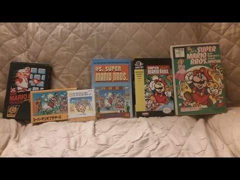 Let's Compare Super Mario Bros., Vs, All Night Nippon, Special