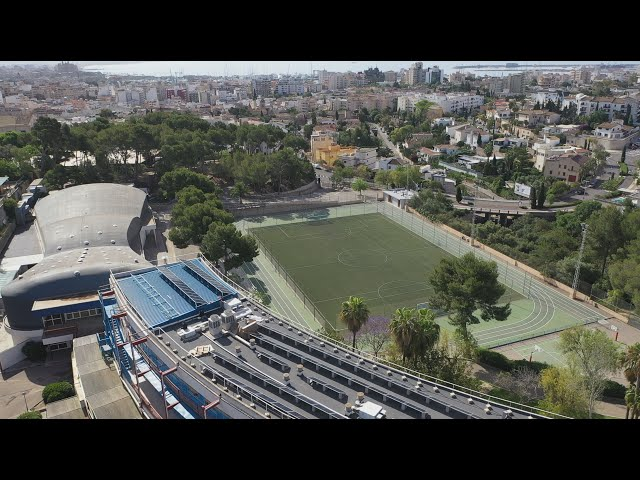Tour Virtual Instalaciones Escoleta-Ed.Infantil- Ed.Primaria (Colegio San Cayetano)