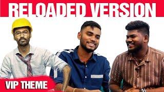 Singing Challenge-Super Singer Gautham Vs Sam-Vishal
