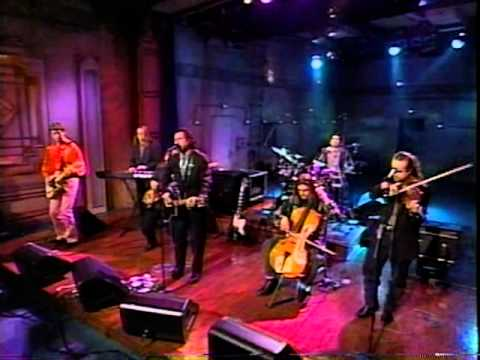 Alejandro Escovedo on Late Night with Conan O'Brien Crooked Frame