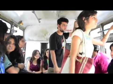 A Guy Slapping back a girl, An Eye Opening video for girls